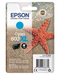 Epson 603 XL syaani mustekasetti