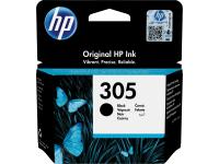 HP 305 musta mustekasetti