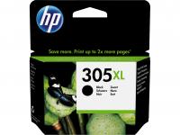 HP 305 XL musta mustekasetti