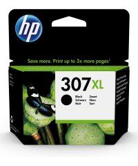 HP 307 XL musta mustekasetti