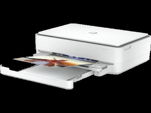 HP Envy 6020 mustesuihkumonitoimilaite sivukuva