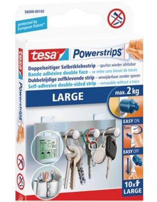 Liimatarra Tesa Powerstrip large 20 x 50 mm