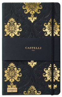 Muistikirja Castelli Barokki A5