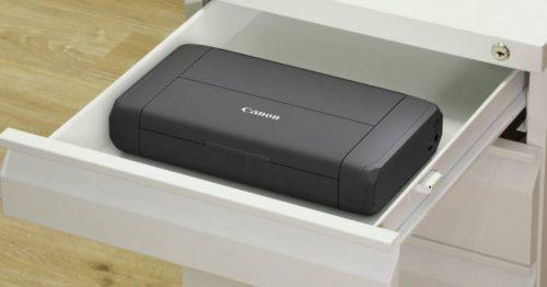 Canon Pixma TR150 kannettava tulostin - pienikokoinen ja kevyt