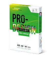 Tulostuspaperi Pro Design A4 160g