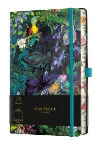 MUISTIKIRJA Castelli Eden Lily 13 x 21 cm