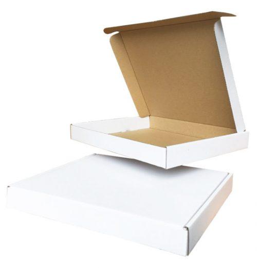 Postituskotelo A3 3 cm valkoinen