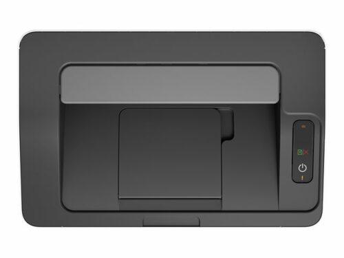 HP Laser 107a mustavalkolasertulostin ylhäältä