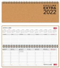 Pöytäkalenteri Protime Extra EKO 2022